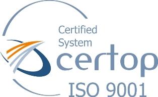 Unser Qualitätsmanagement ist nach ISO 9001 certifiziert
