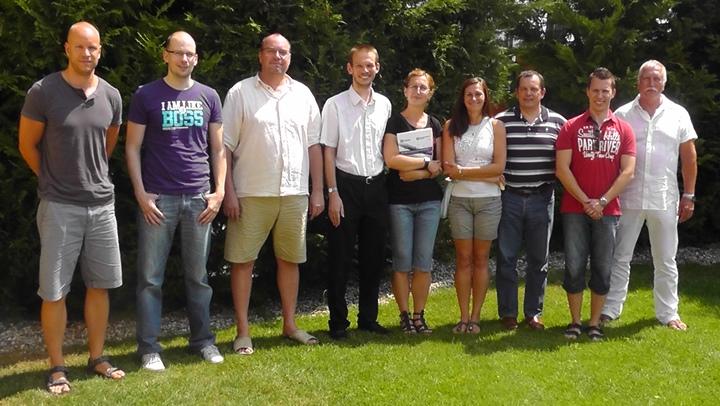 PRINCE2 Foundation + Practitioner Kursteilnehmer und Trainer