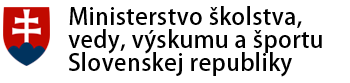 PRINCE2 courses and certification - Ministry of Education, Science, Research and Sport of Slovak Republic