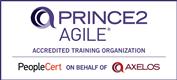 Wir sind eine PRINCE2 Agile Accredited Training Organisation